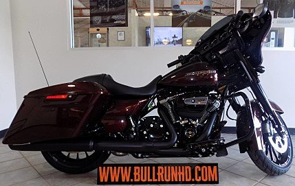 2018 Harley-Davidson Touring for sale 200545448