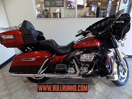2018 Harley-Davidson Touring for sale 200545449