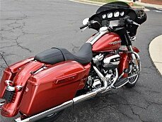 2018 Harley-Davidson Touring Street Glide for sale 200550498