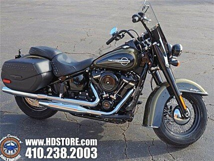 2018 Harley-Davidson Touring Heritage Classic for sale 200550538
