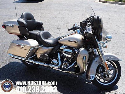 2018 Harley-Davidson Touring Electra Glide Ultra Classic for sale 200560372