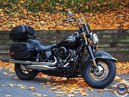 2018 Harley-Davidson Touring Heritage Classic for sale 200560377