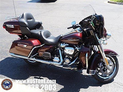 2018 Harley-Davidson Touring Ultra Limited for sale 200567983