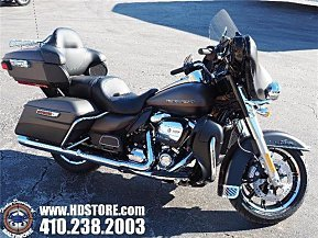 2018 Harley-Davidson Touring Ultra Limited for sale 200573380