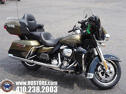 2018 Harley-Davidson Touring Ultra Limited for sale 200581299