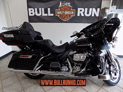 2018 Harley-Davidson Touring for sale 200584040