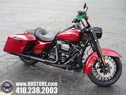 2018 Harley-Davidson Touring Road King Special for sale 200590659