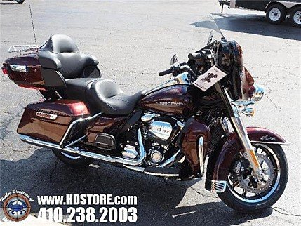 2018 Harley-Davidson Touring Ultra Limited for sale 200599922