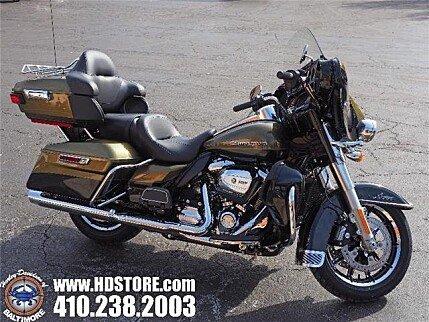 2018 Harley-Davidson Touring Ultra Limited for sale 200603062