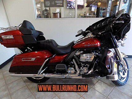 2018 Harley-Davidson Touring for sale 200603617