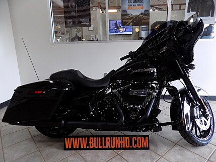 2018 Harley-Davidson Touring for sale 200603651