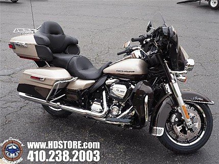 2018 Harley-Davidson Touring Ultra Limited for sale 200610258