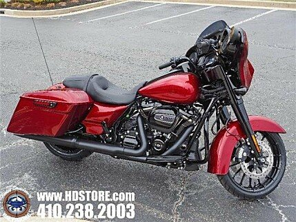 2018 Harley-Davidson Touring Street Glide Special for sale 200610260