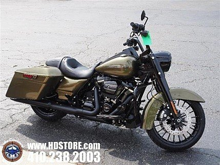 2018 Harley-Davidson Touring Road King Special for sale 200610263
