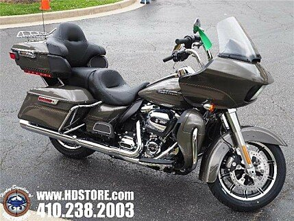 2018 Harley-Davidson Touring Road Glide Ultra for sale 200631441