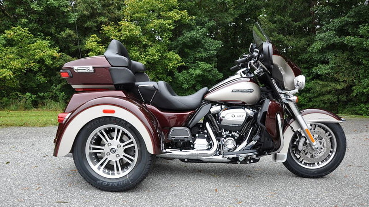 2018 harley davidson trike for sale near high point north. Black Bedroom Furniture Sets. Home Design Ideas
