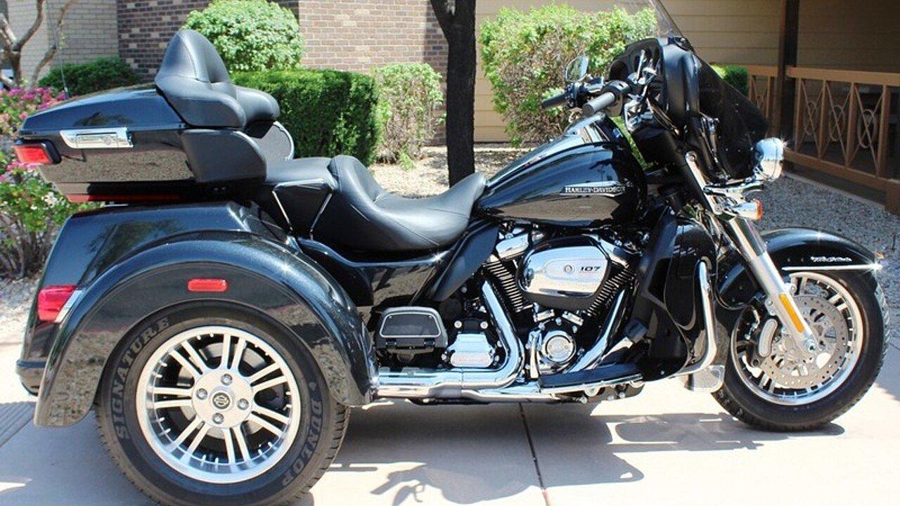 2018 harley davidson trike tri glide ultra for sale near chandler arizona 85226 motorcycles. Black Bedroom Furniture Sets. Home Design Ideas