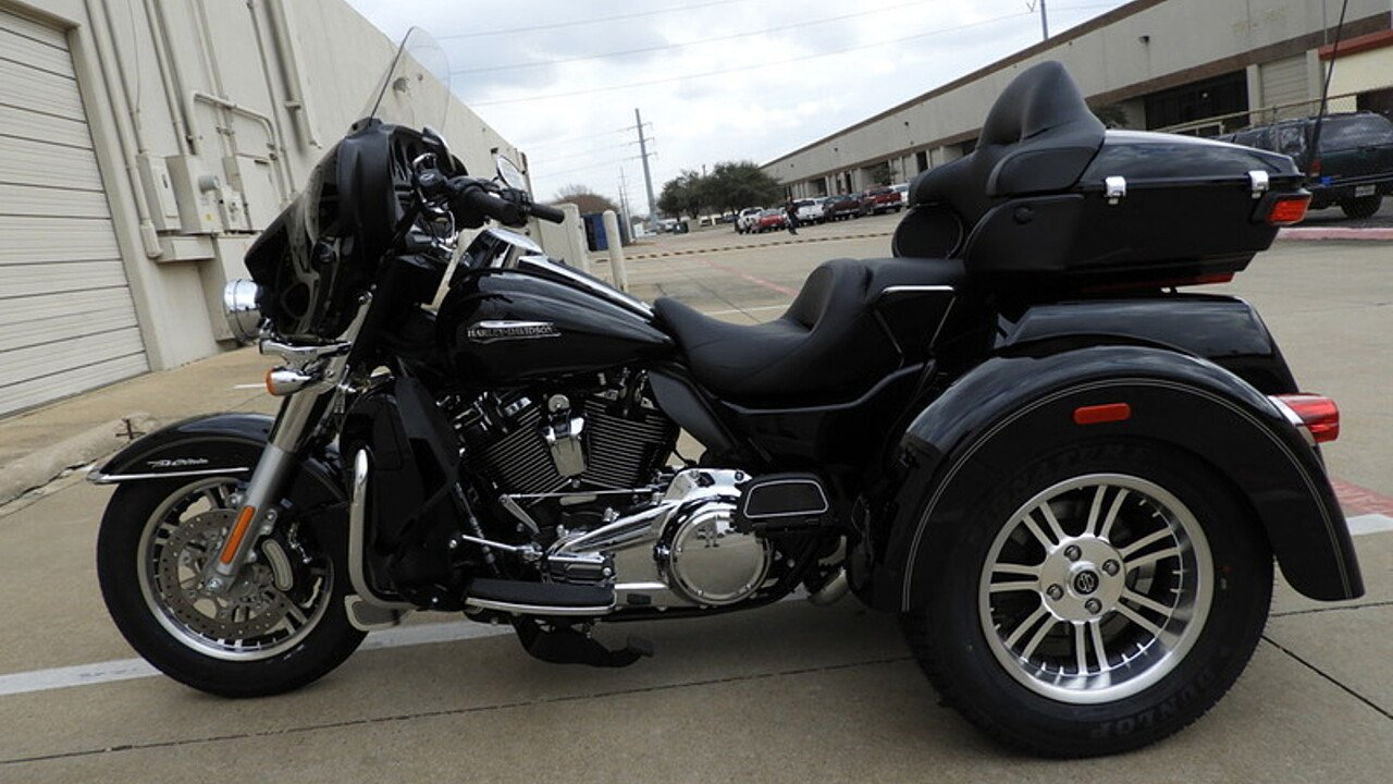 2018 Harley Davidson Tri Glide Ultra Review Total Motorcycle: 2018 Harley-Davidson Trike Tri Glide Ultra For Sale Near