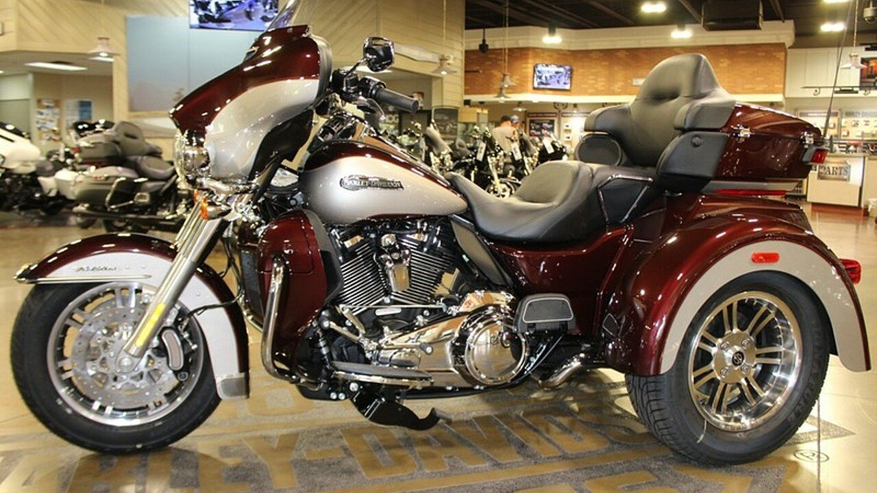2018 harley davidson trike tri glide ultra for sale near chandler arizona 85226 motorcycles. Black Bedroom Furniture Sets. Home Design Ideas