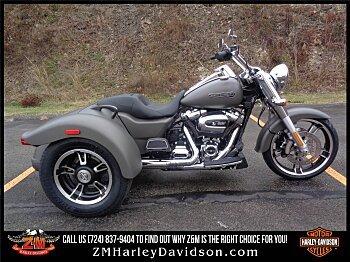 2018 Harley-Davidson Trike for sale 200522326