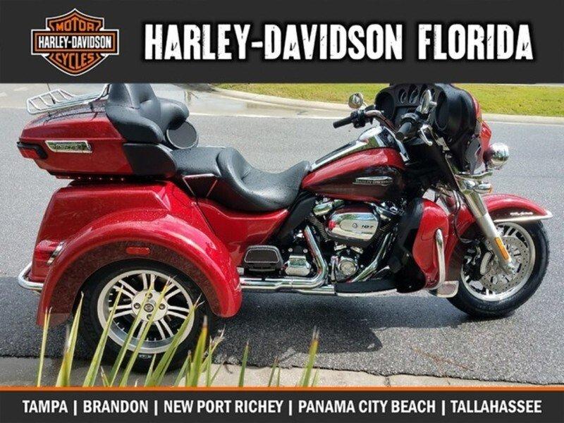 2018 harley davidson trike tri glide ultra for sale near panama city rh motorcycles autotrader com harley davidson tri glide service manual harley davidson tri glide owners manual