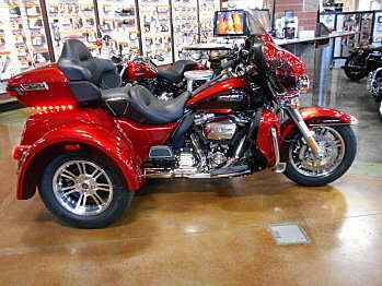 2018 Harley-Davidson Trike for sale 200532613