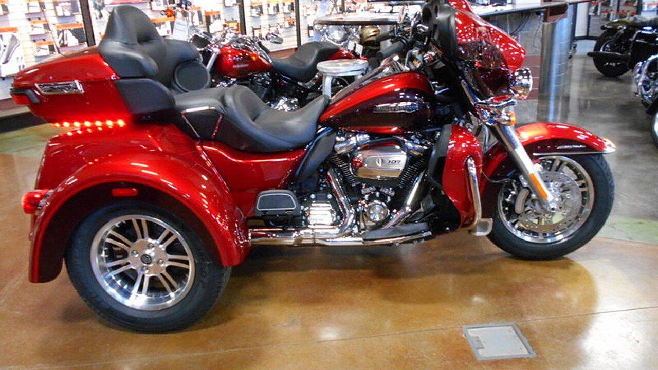 2018 Harley-Davidson Trike for sale 200532613
