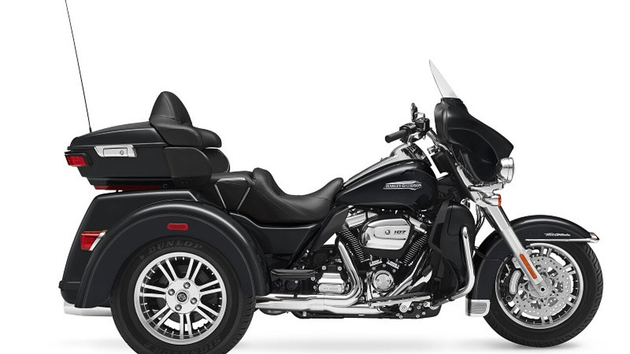 2018 Harley-Davidson Trike Tri Glide Ultra for sale 200533312