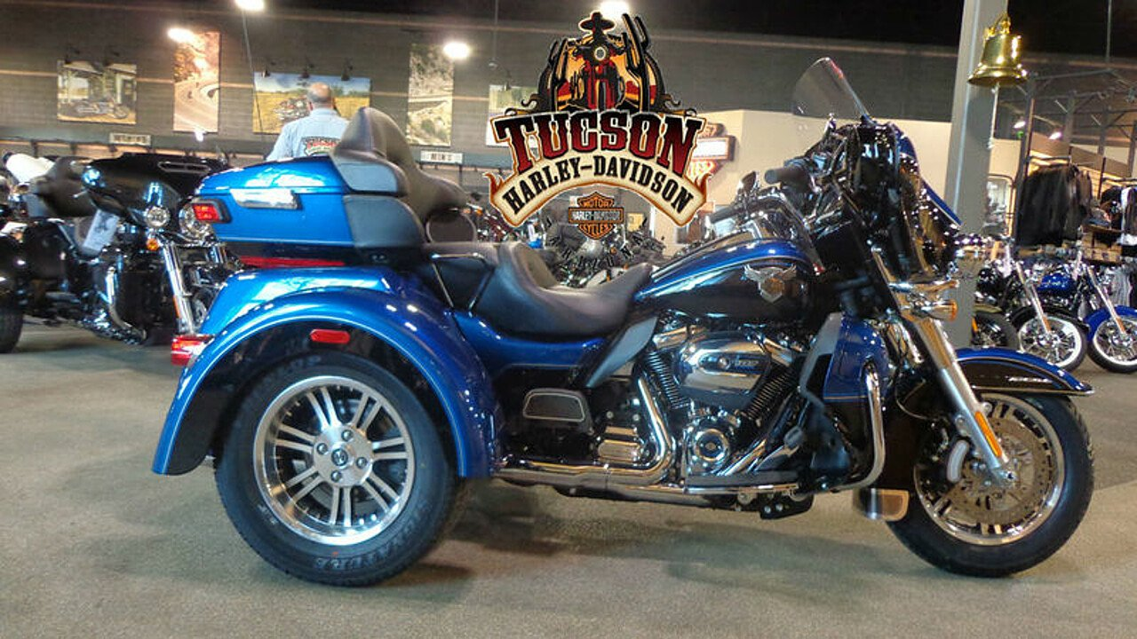 2018 Harley-Davidson Trike 115th Anniversary Tri Glide Ultra for sale 200544294