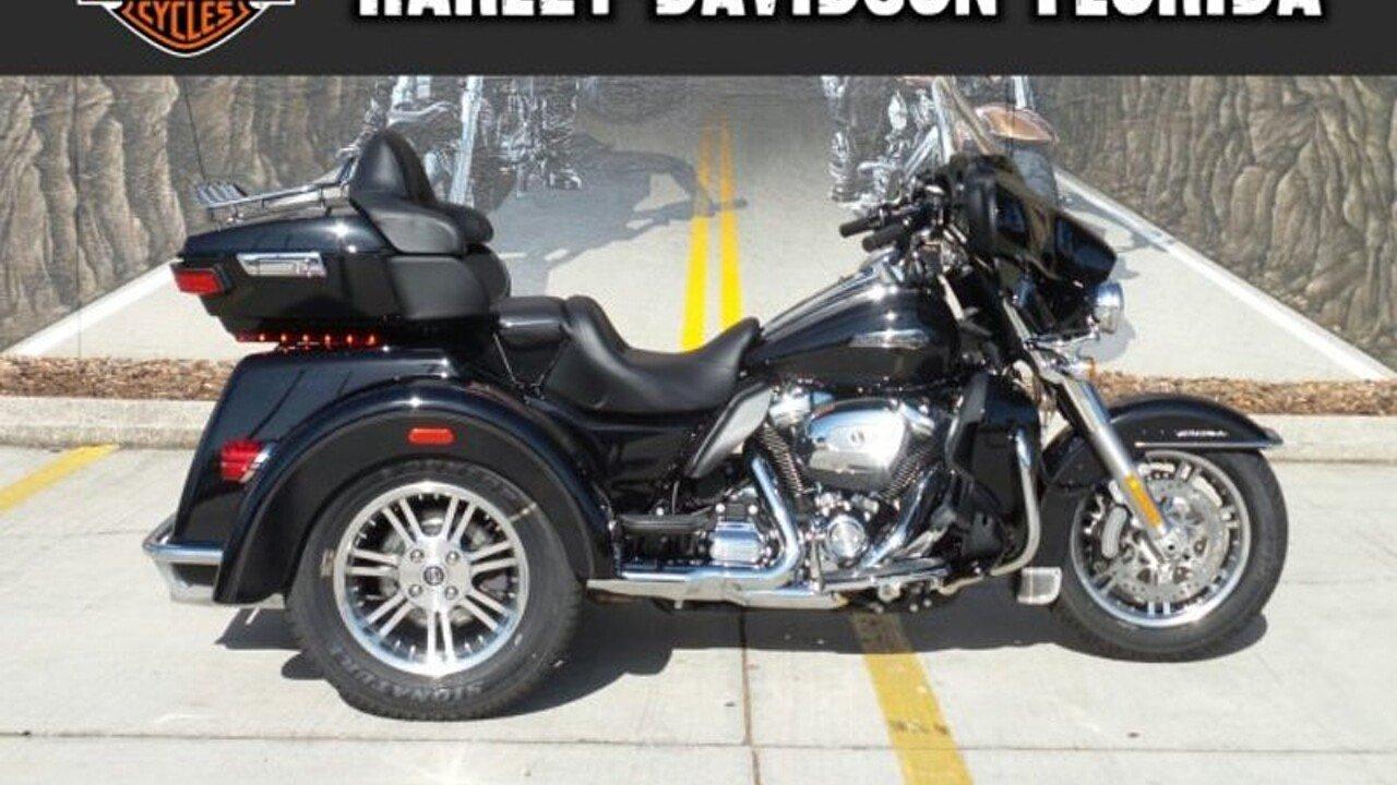 2018 Harley-Davidson Trike Tri Glide Ultra for sale 200552956