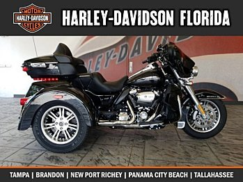 2018 Harley-Davidson Trike Tri Glide Ultra for sale 200568798