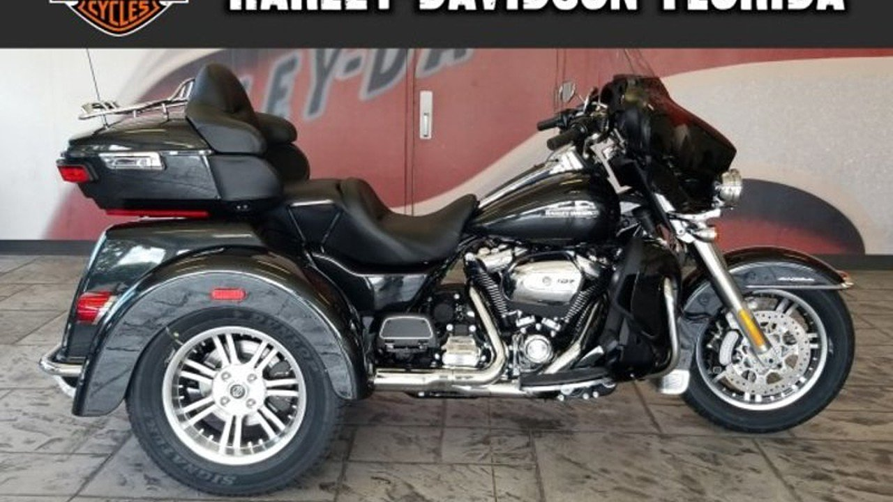 2018 Harley-Davidson Trike Tri Glide Ultra for sale 200581473