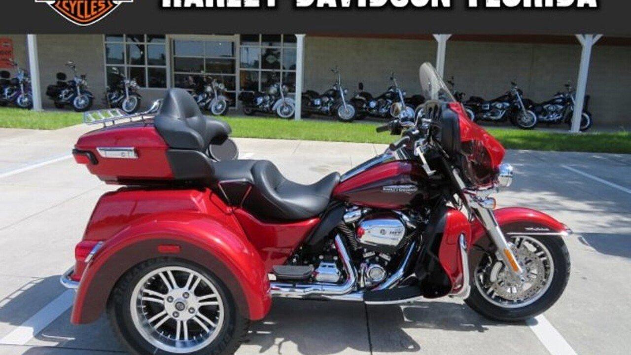 2018 Harley-Davidson Trike Tri Glide Ultra for sale 200586880