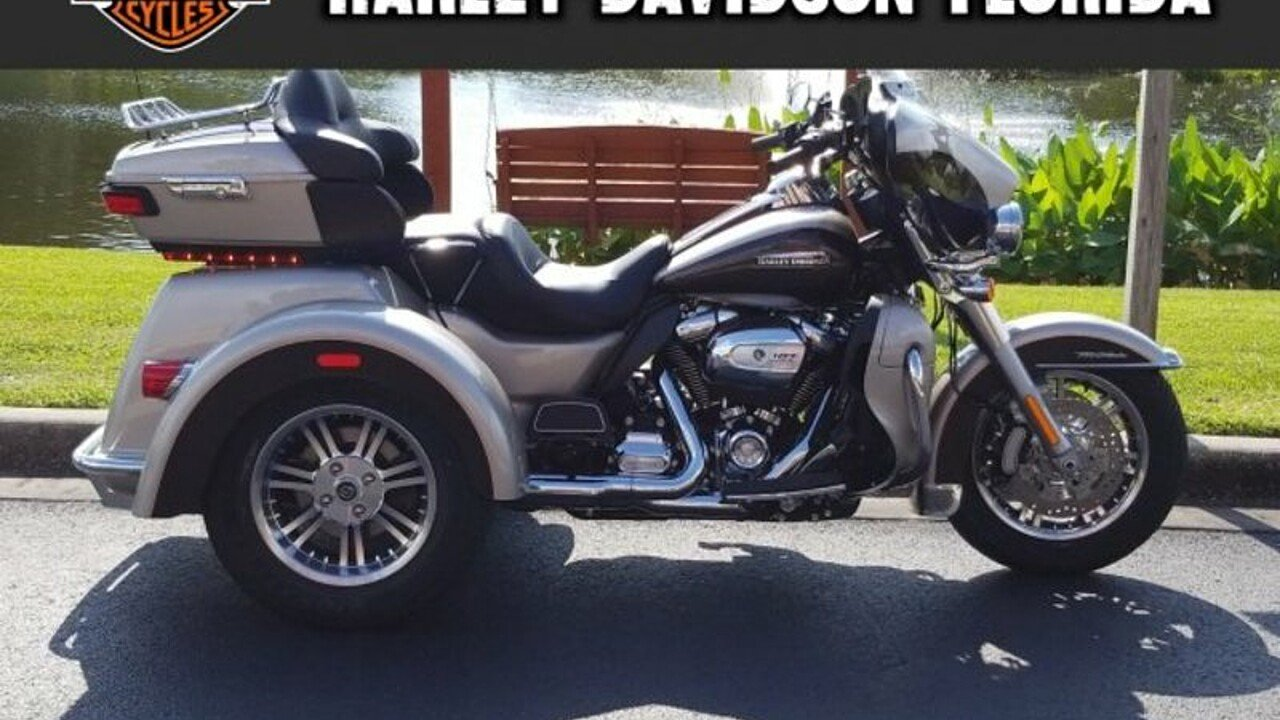 2018 Harley-Davidson Trike Tri Glide Ultra for sale 200586898