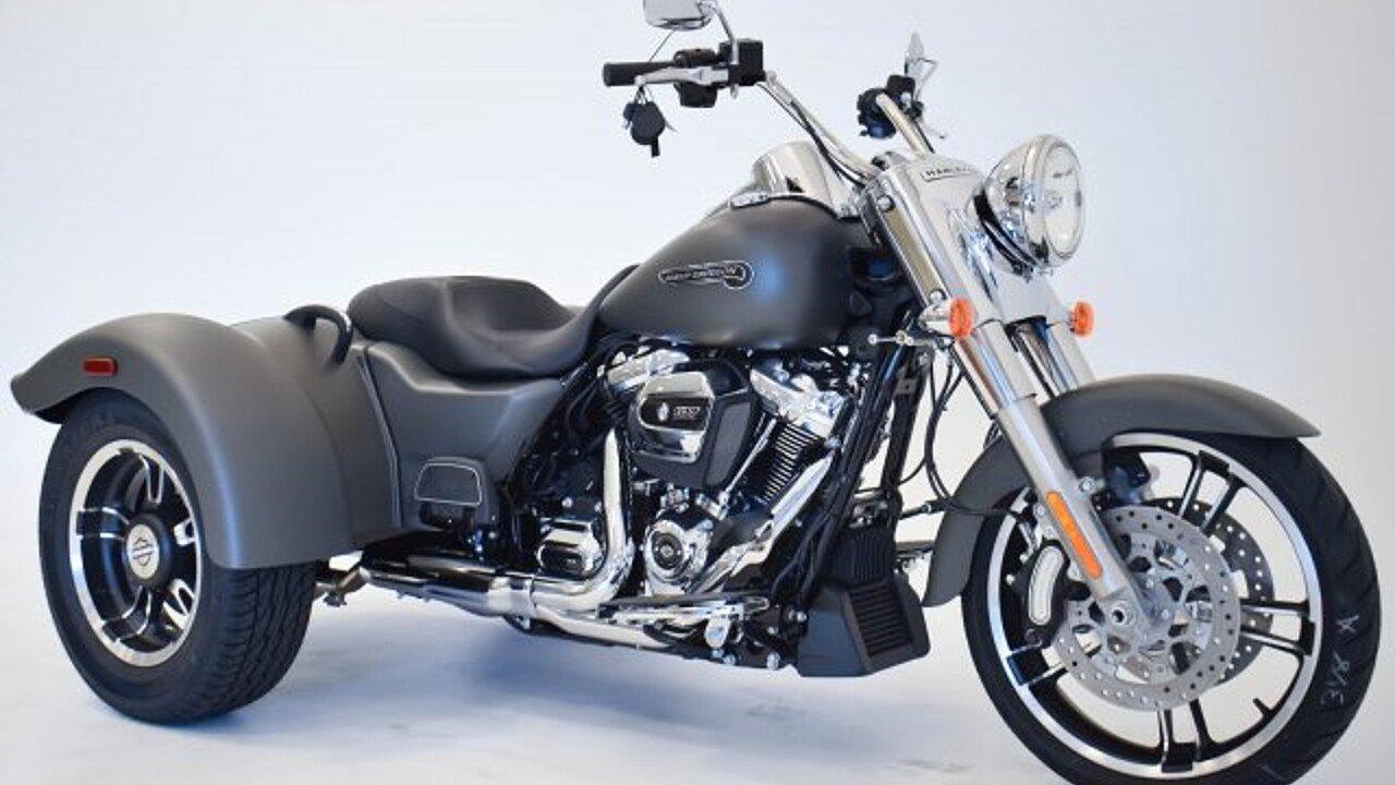 2018 Harley-Davidson Trike Freewheeler for sale 200587004