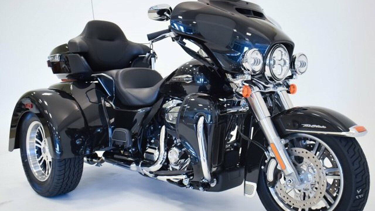 2018 Harley-Davidson Trike Tri Glide Ultra for sale 200593052