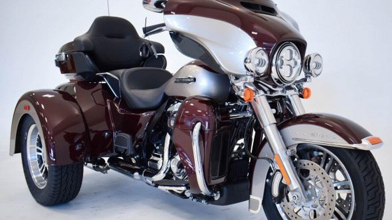 2018 Harley-Davidson Trike Tri Glide Ultra for sale 200594567