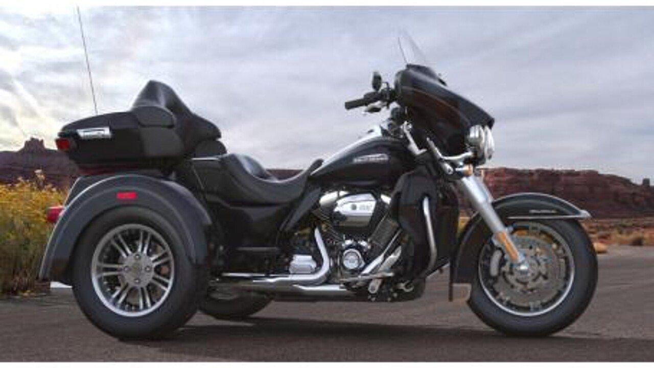 2018 Harley-Davidson Trike Tri Glide Ultra for sale 200621375