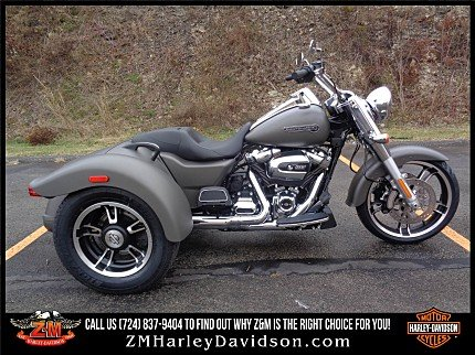 2018 Harley-Davidson Trike for sale 200522326