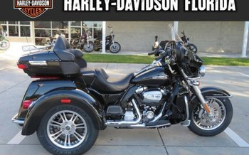 2018 Harley-Davidson Trike Tri Glide Ultra for sale 200529861