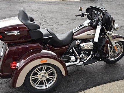 2018 Harley-Davidson Trike Tri Glide Ultra for sale 200552091