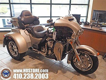 2018 Harley-Davidson Trike Tri Glide Ultra for sale 200560370