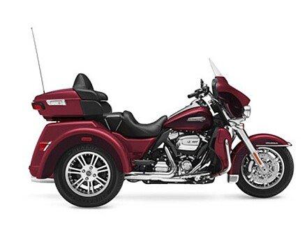 2018 Harley-Davidson Trike Tri Glide Ultra for sale 200585814