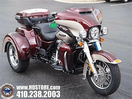 2018 Harley-Davidson Trike Tri Glide Ultra for sale 200588963