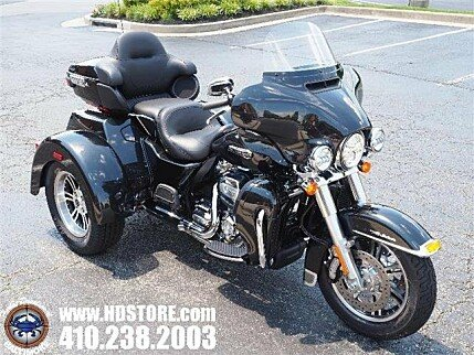 2018 Harley-Davidson Trike Tri Glide Ultra for sale 200592395