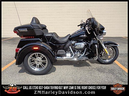 2018 Harley-Davidson Trike for sale 200621273