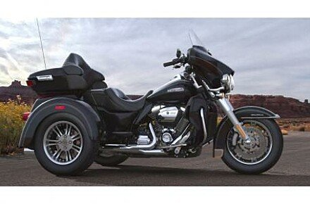2018 Harley-Davidson Trike Tri Glide Ultra for sale 200621375