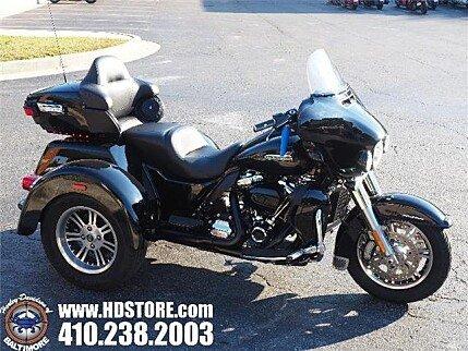 2018 Harley-Davidson Trike Tri Glide Ultra for sale 200642555
