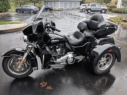 2018 Harley-Davidson Trike Tri Glide Ultra for sale 200645294