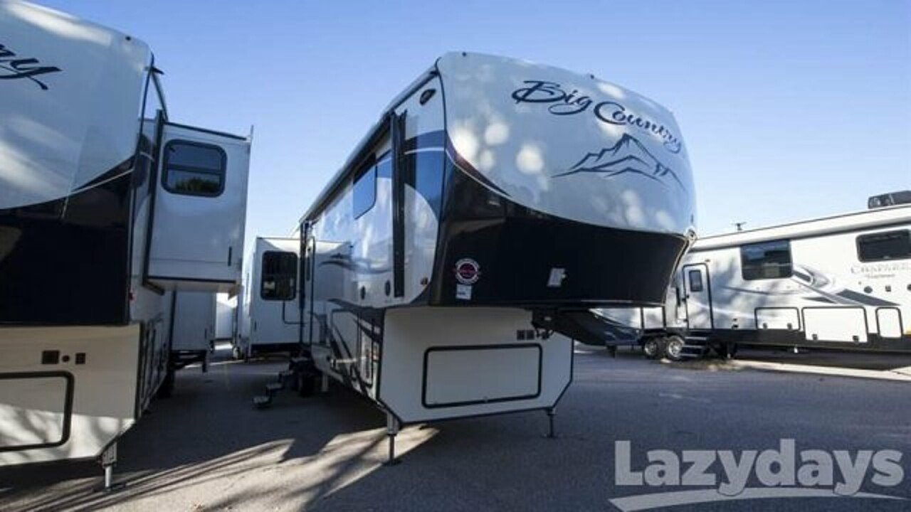 2018 Heartland Big Country 3560SS for sale 300141687